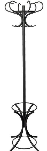 Вешалка напольная Venezia черный