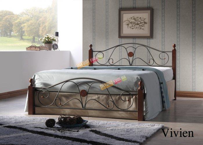 Двуспальная кровать  Vivien 200x160см