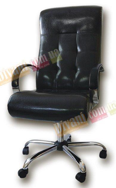 Кресло руководителя Пассат хром