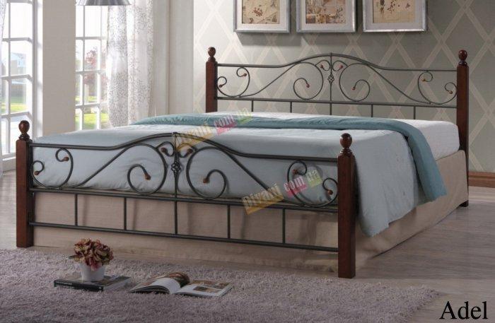Двуспальная кровать  Adel (Адель) 200x160см