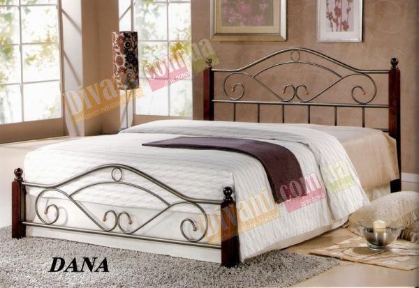 Двуспальная кровать  Dana (Дана) 200x160см