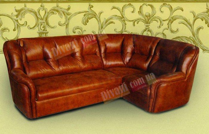 Угловой диван Камелия