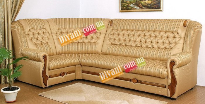 Угловой диван Экспресс - 270х270см