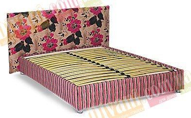 Двуспальная кровать с подъемным механизмом Подиум 5 180x200см