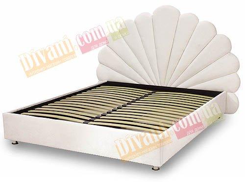 Двуспальная кровать с подъемным механизмом Подиум 6 - 160 см