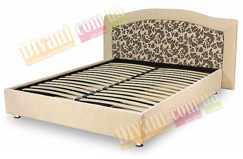 Двуспальная кровать с подъемным механизмом Подиум 7 180x200см