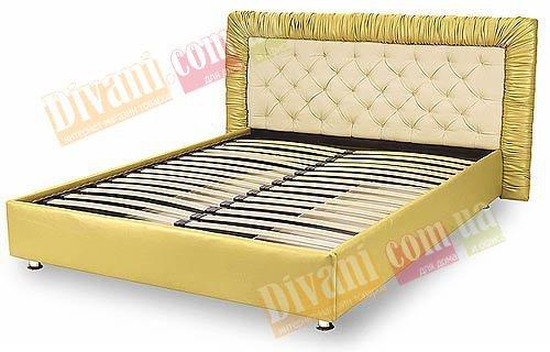 Двуспальная кровать с подъемным механизмом Подиум 9 160x200см