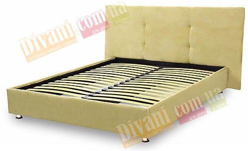Двуспальная кровать с подъемным механизмом Подиум 11 160x200см