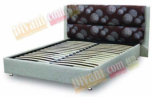 Двуспальная кровать с подъемным механизмом Подиум 12 180x200см
