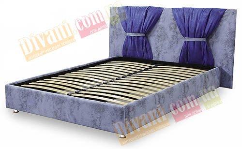 Двуспальная кровать с подъемным механизмом Подиум 13 160x200см