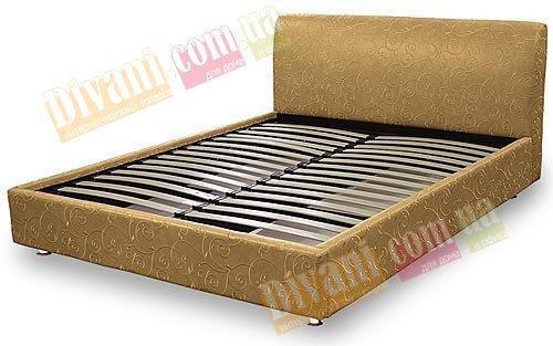 Двуспальная кровать с подъемным механизмом Подиум 15 160x200см