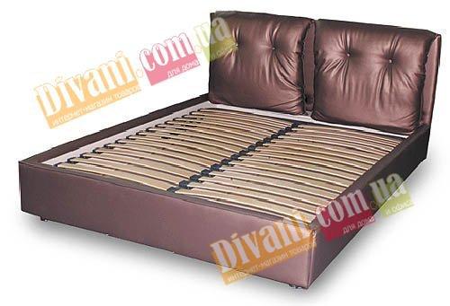 Двуспальная кровать с подъемным механизмом Подиум 16 180x200см