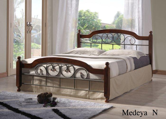 Двуспальная кровать  Medeya N (Медея Н) 200x160см