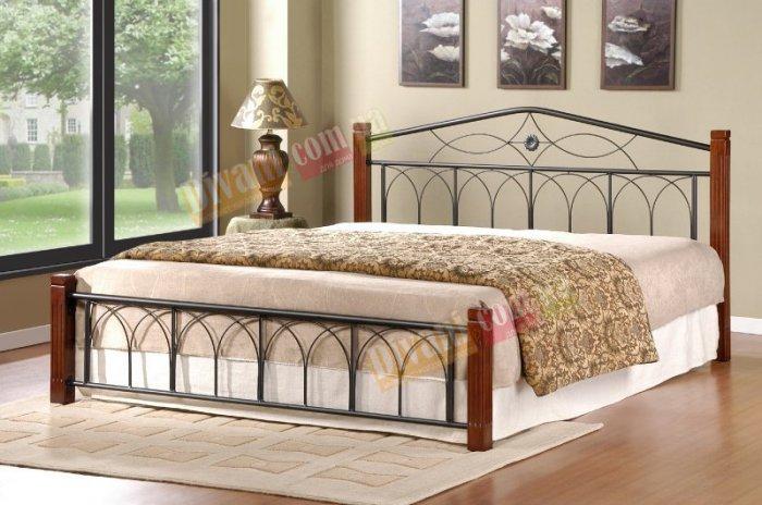 Двуспальная кровать Миранда - 200x160см