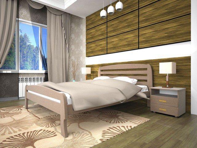 Двуспальная кровать Нове - 160см