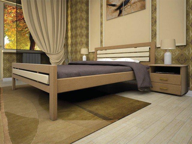 Односпальная кровать Модерн 1 - 90см