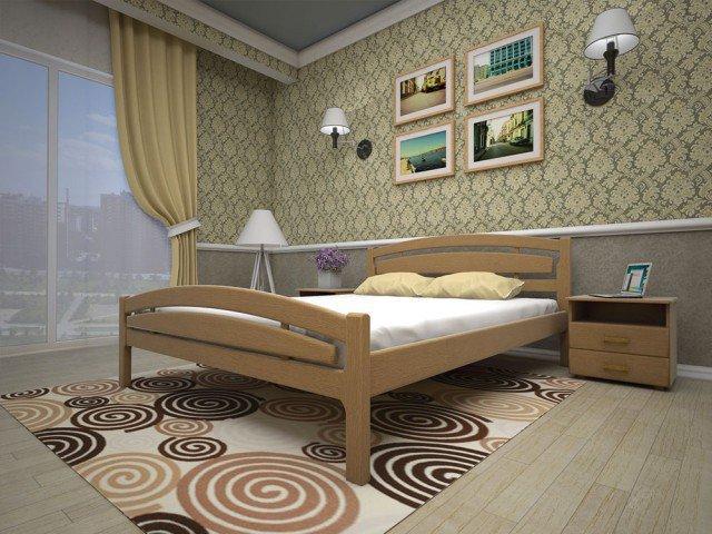 Полуторная кровать Модерн 2 - 120см
