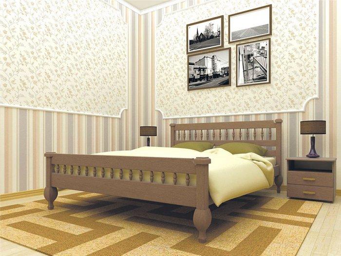 Односпальная кровать Престиж - 90см