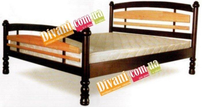 Полуторная кровать Модерн 5 - 120см