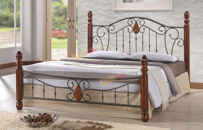 Двуспальная кровать  Agnes (Агнес) 200x160см