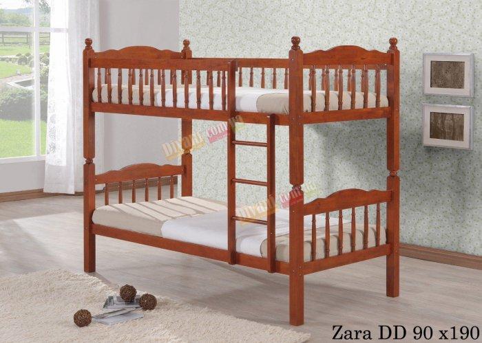 Кровать двухярусная Zara DD (Зара) 190x90см