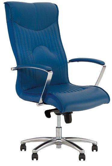 Кресло для руководителя Felicia steel chrome