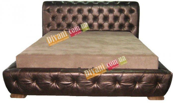 Двуспальная кровать Аллегро - 200х180см
