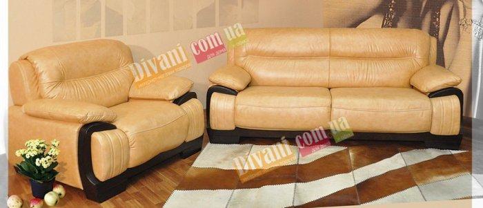 Кожаное кресло Артемида