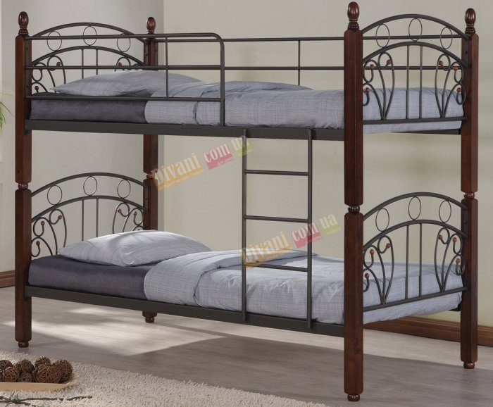 Кровать двухъярусная DD Sofi (Софи) 190x90см