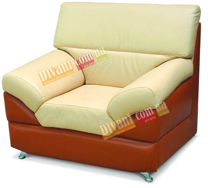 Кожаное кресло Кубус