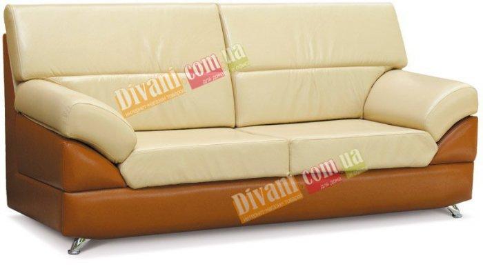 Кожаный диван Кубус