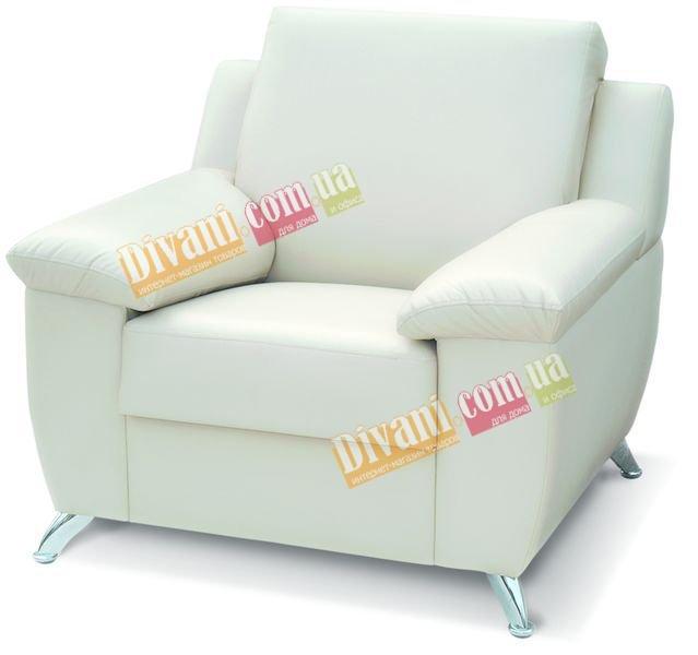 Кожаное кресло Дипломат