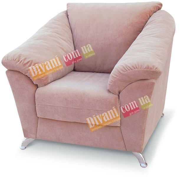 Кожаное кресло Аматис