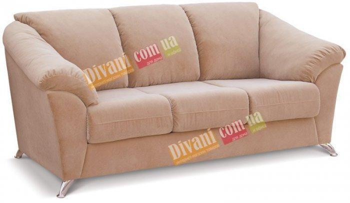 Кожаный диван Аматис