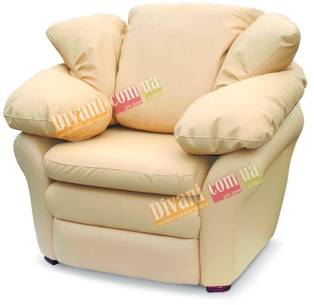 Кожаное кресло Одиссей