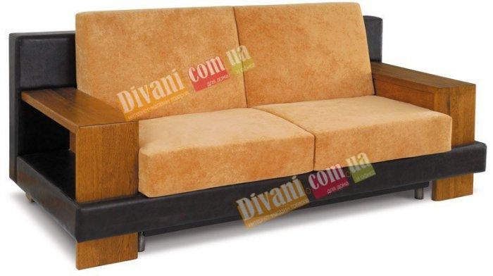 Кожаный диван Максимус
