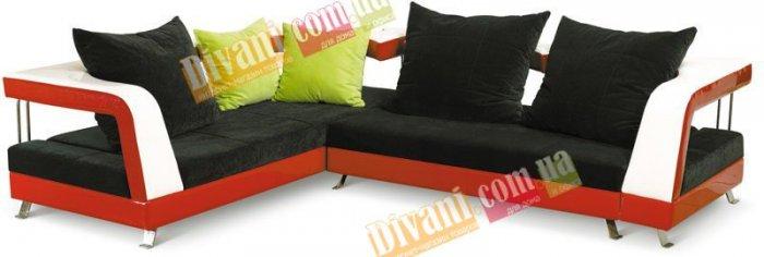 Кожаный угловой диван Okneigres