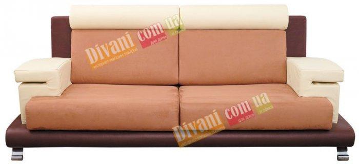 Кожаный диван Нирвана