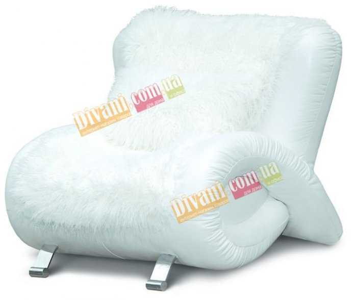 Кожаное кресло Альфа