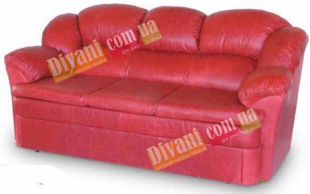 Кожаный диван Эдем - 3