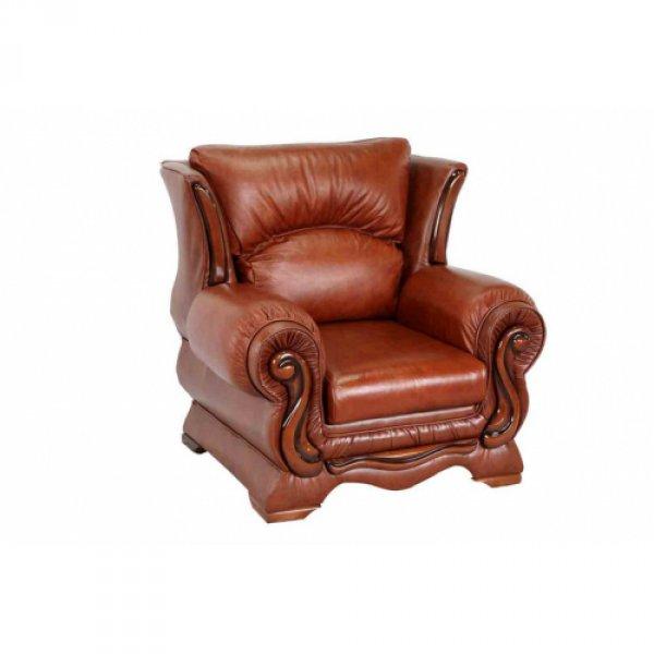 Кожаное кресло Версаль