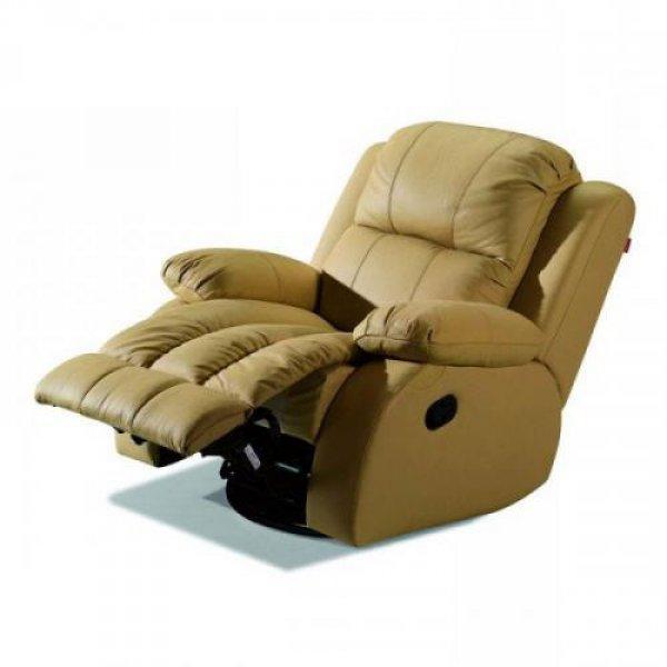 Кожаное кресло Arizona 200-98e электрический реклайнер