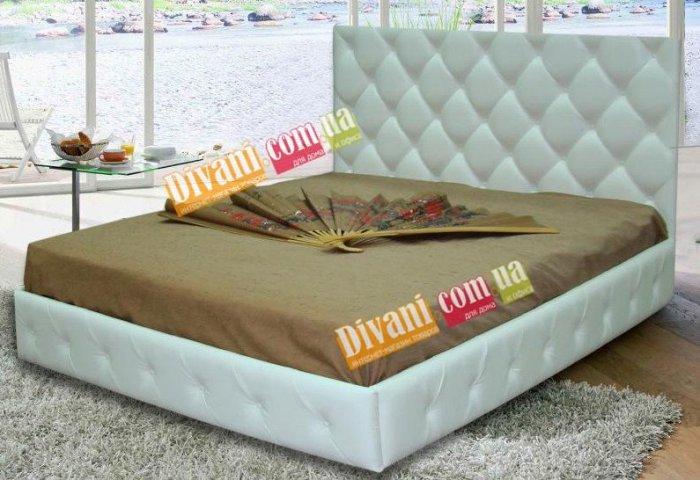 Полуторная кровать Европа 3 200×140см