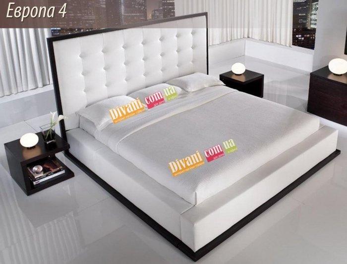 Полуторная кровать Европа 4 200×140см
