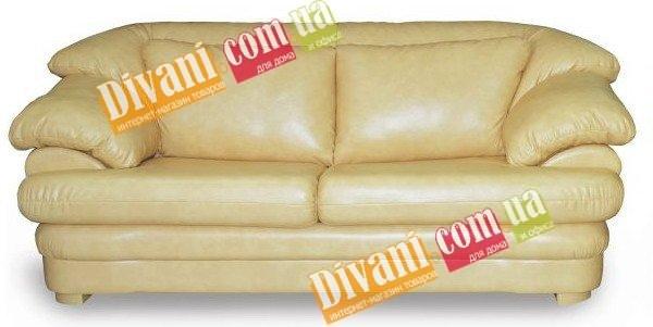Кожаный диван Жаклин 2