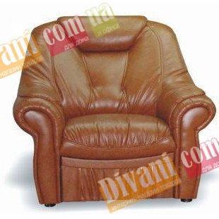 Кожаное кресло Панда