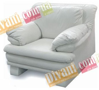 Кожаное кресло Рио