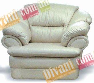 Кожаное кресло Лаура
