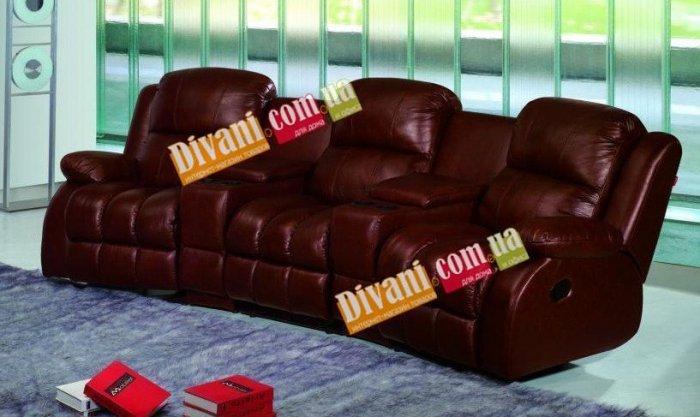 Кресло-реклайнер New York 550-01 с правым или левым подлокотником