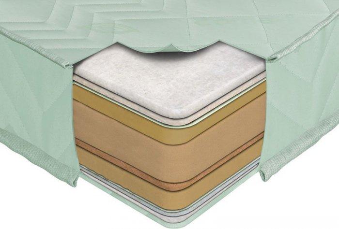 Односпальный матрас Оптима — 80x200 см